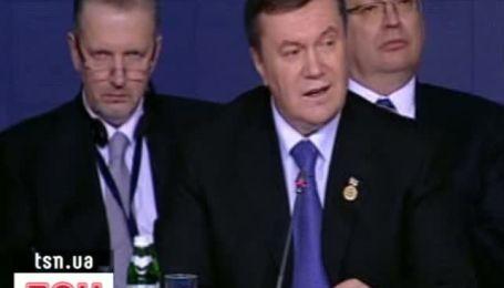 Янукович: ядерная энергетика имеет будущее