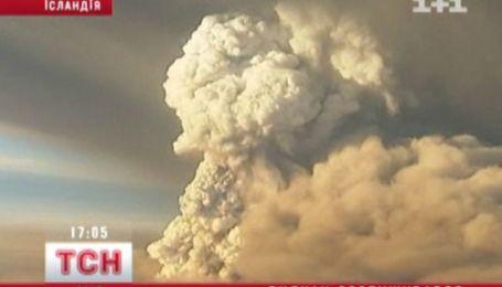 В Ісландії прокинувся вулкан