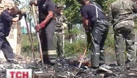 Первые решения и версии причины пожара