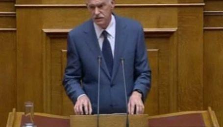 В охваченной протестами Греции Минфин отдали министру обороны