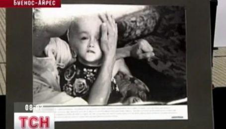25 лет Чернобыльской трагедии отметили в Аргентине