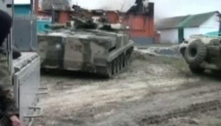 В России проводят масштабную операцию против терорристов