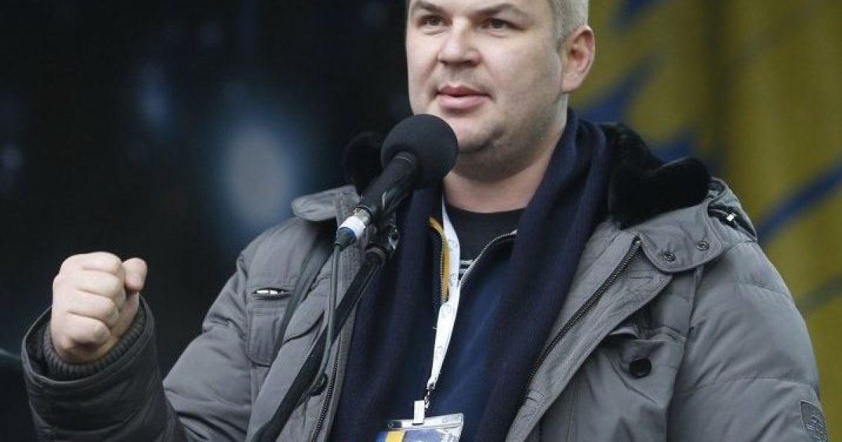 Лідер Автомайдану Дмитро Булатов - міністр спорту і молоді @ УНІАН