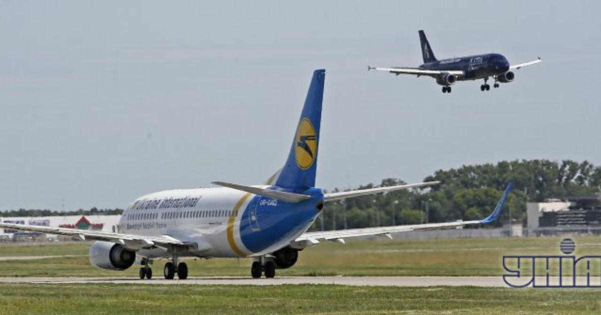 """""""МАУ"""" обігнала Ryanair і EasyJet за дешевизною польотів - Майберг"""