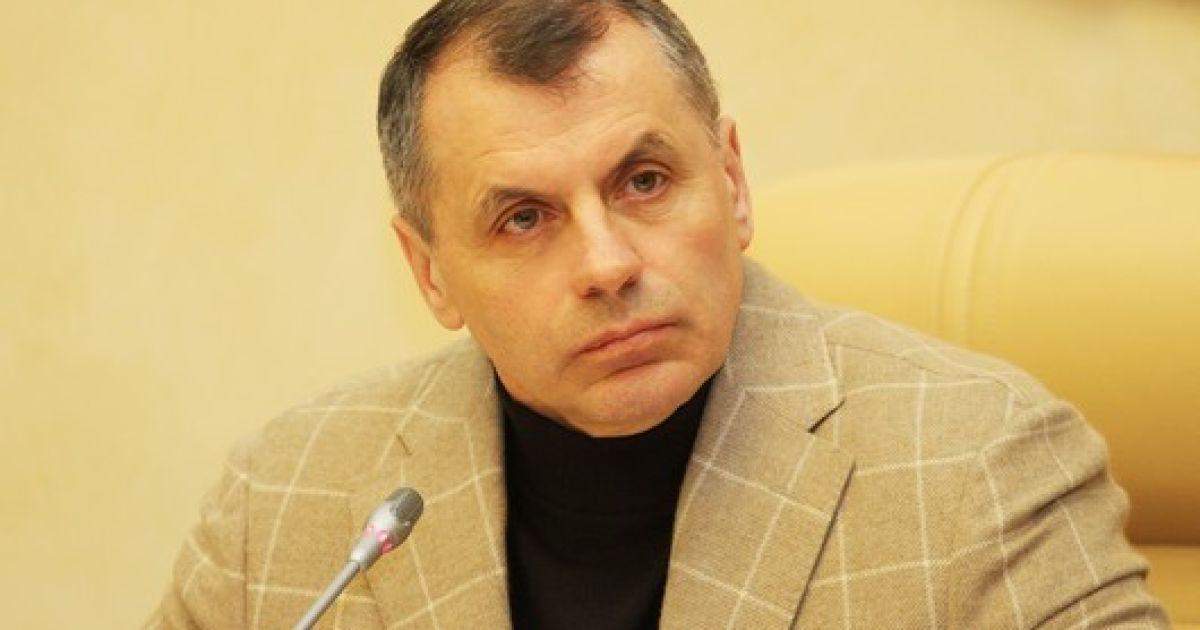 """""""Глава парламента"""" аннексированного Крыма пообещал работать бесплатно"""