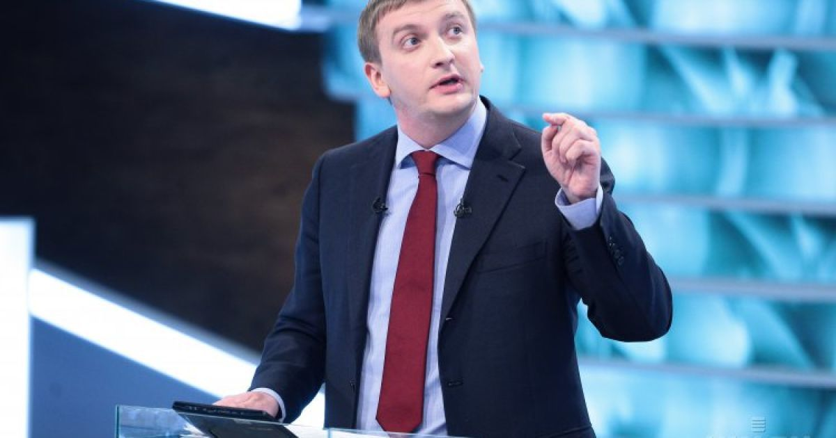 Нардеп Батьківщини Павло Петренко - міністр економіки @ Униан