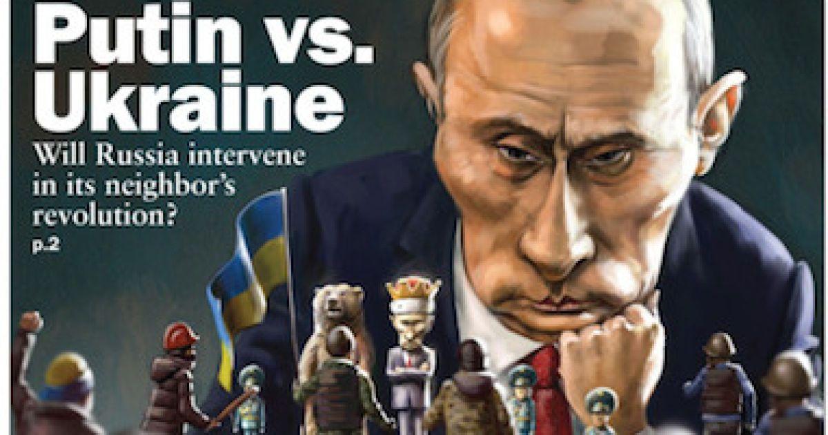 Путін проти України. Чи буде Росія втручатися в революцію своїх сусідів @ snob.ru