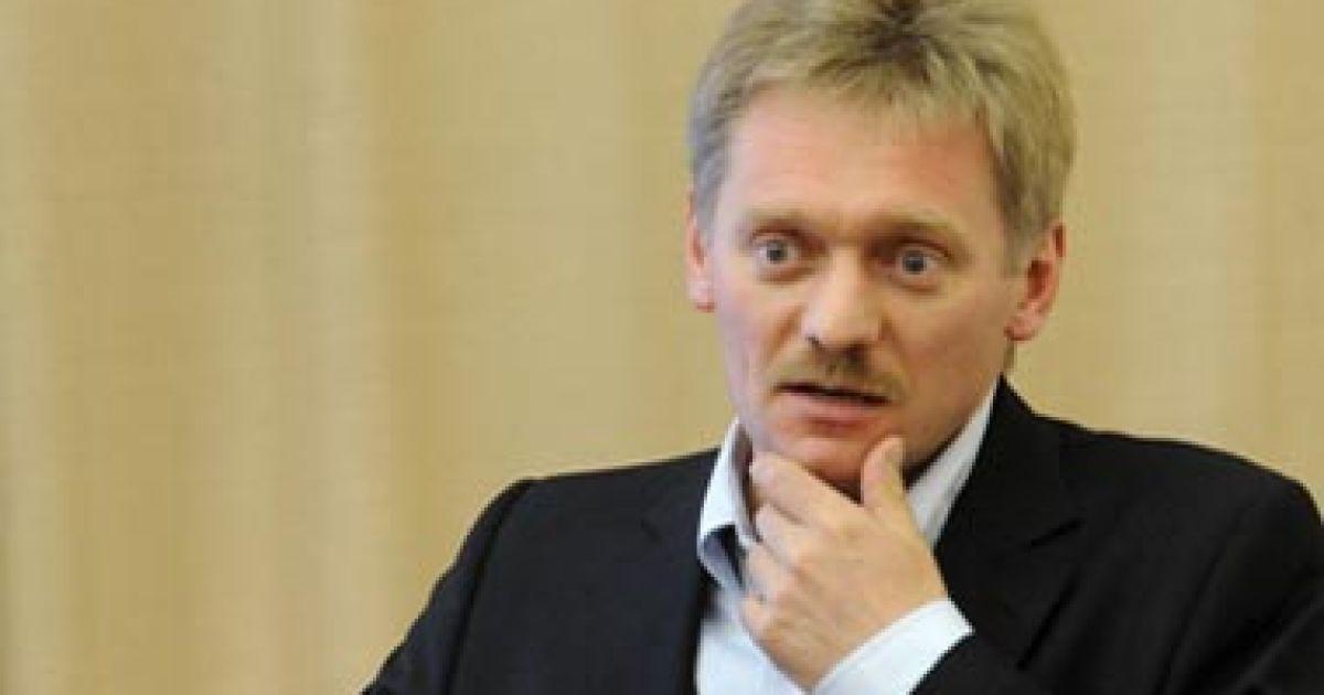 Кремль прокомментировал заявление об обмене Савченко на коридор в Крыму