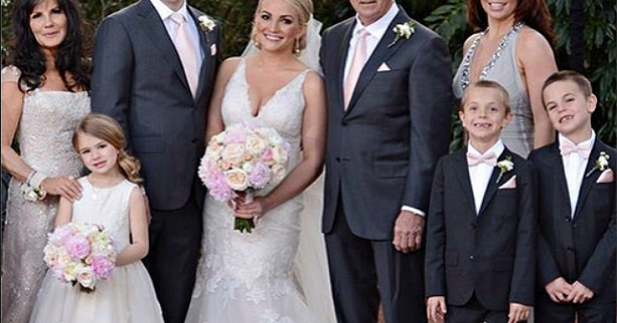 Бритни Спирс выдала замуж свою младшую сестру - Гламур ... бритни спирс вк