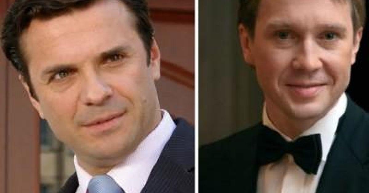 Два российских актера геи