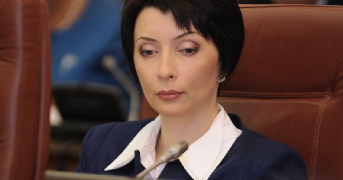 Экс-министра юстиции Елену Лукаш объявлено в розыск
