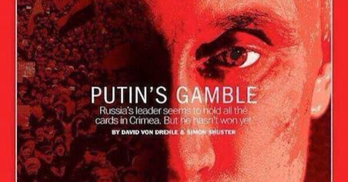 Гра Путіна. У Криму в російського лідера всі козирі. Але партія ще не виграна @ snob.ru