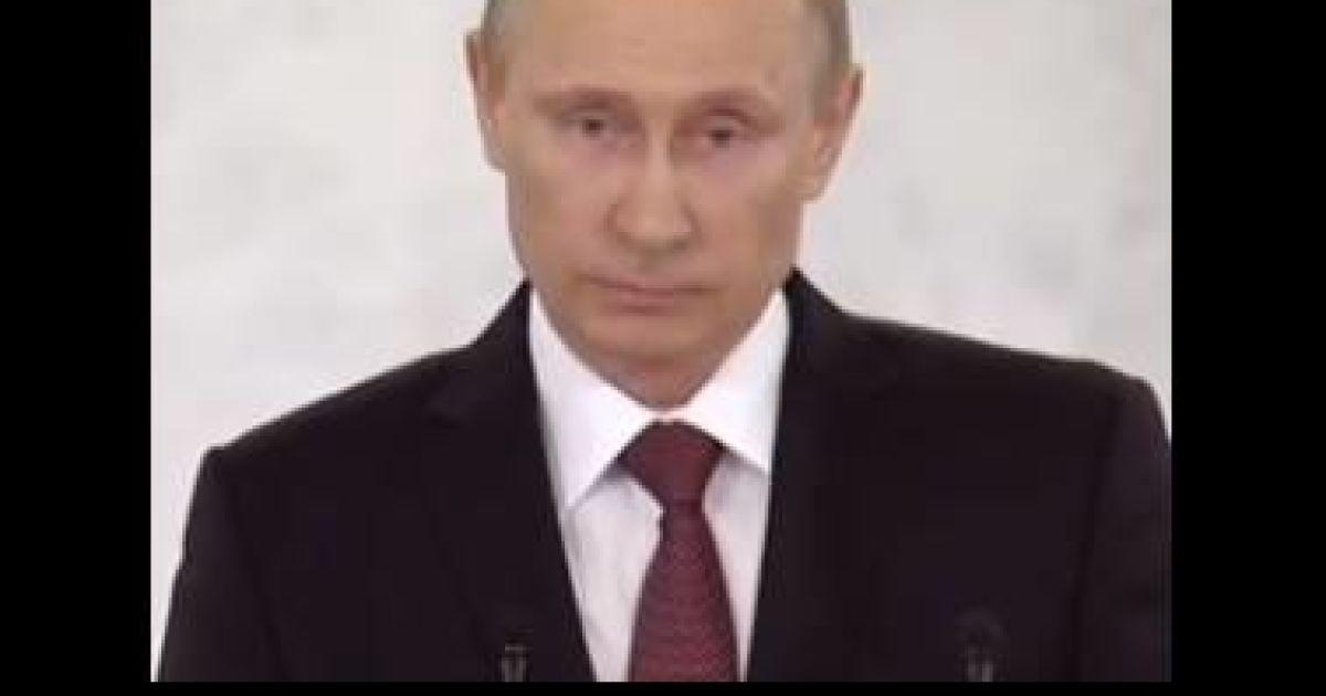 """Путина сравнили с Гитлером и посмеялиись над """"бендеровцами"""" @ Radiopaedia"""
