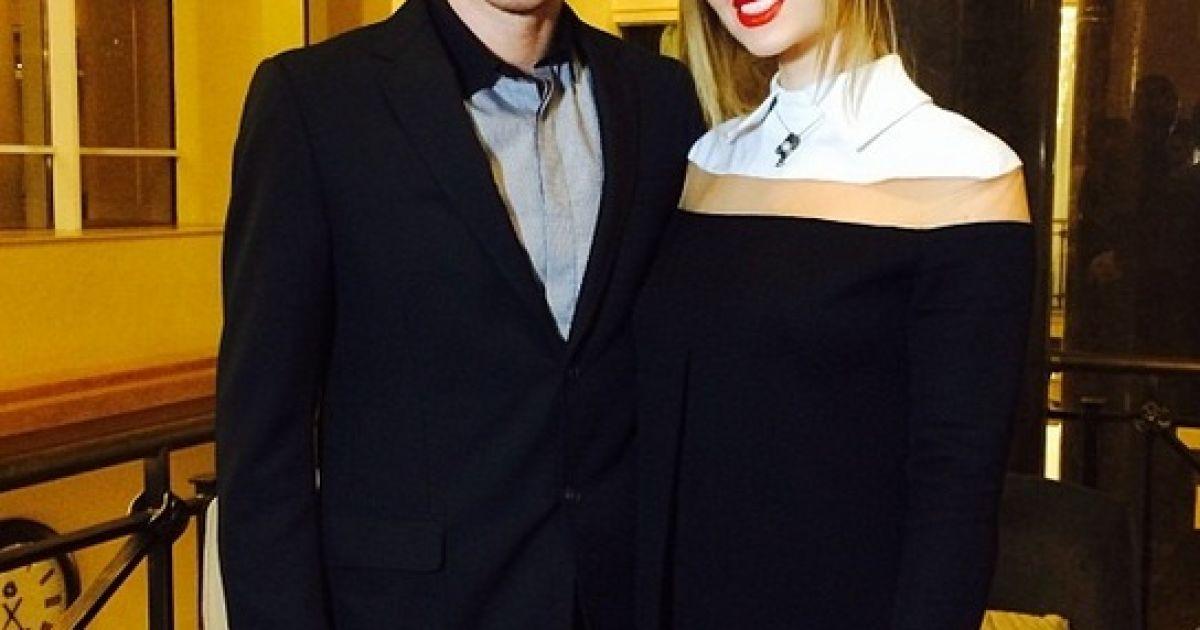 Александр и Ирина Кучеры @ instagram.com/iryna_kucher