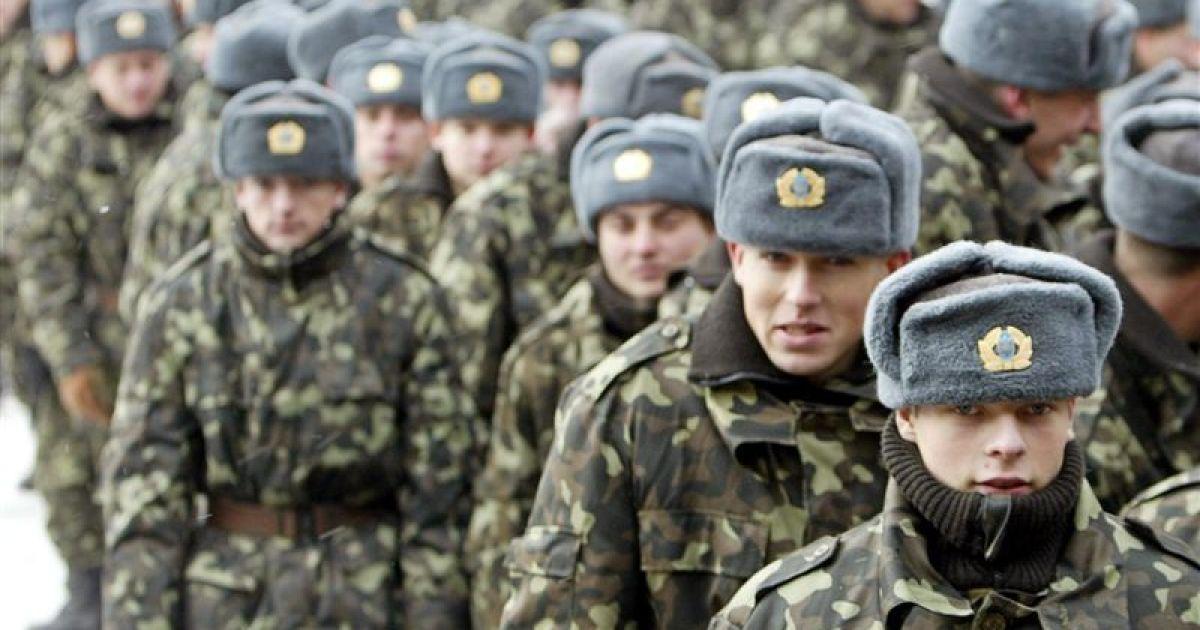 Проти Майдану нібито збиралися застосовувати армійців @ oun.org.ua