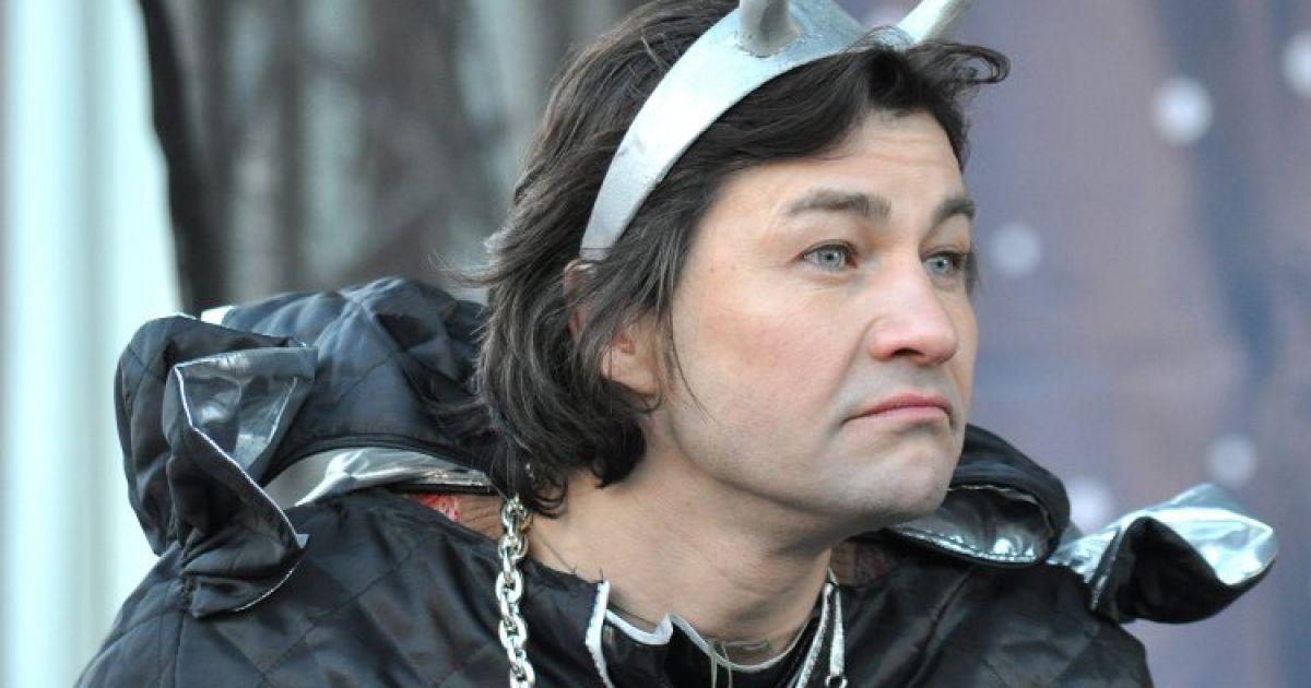 Заслужений артист України, активіст Євген Нищук - міністр культури @ УНІАН
