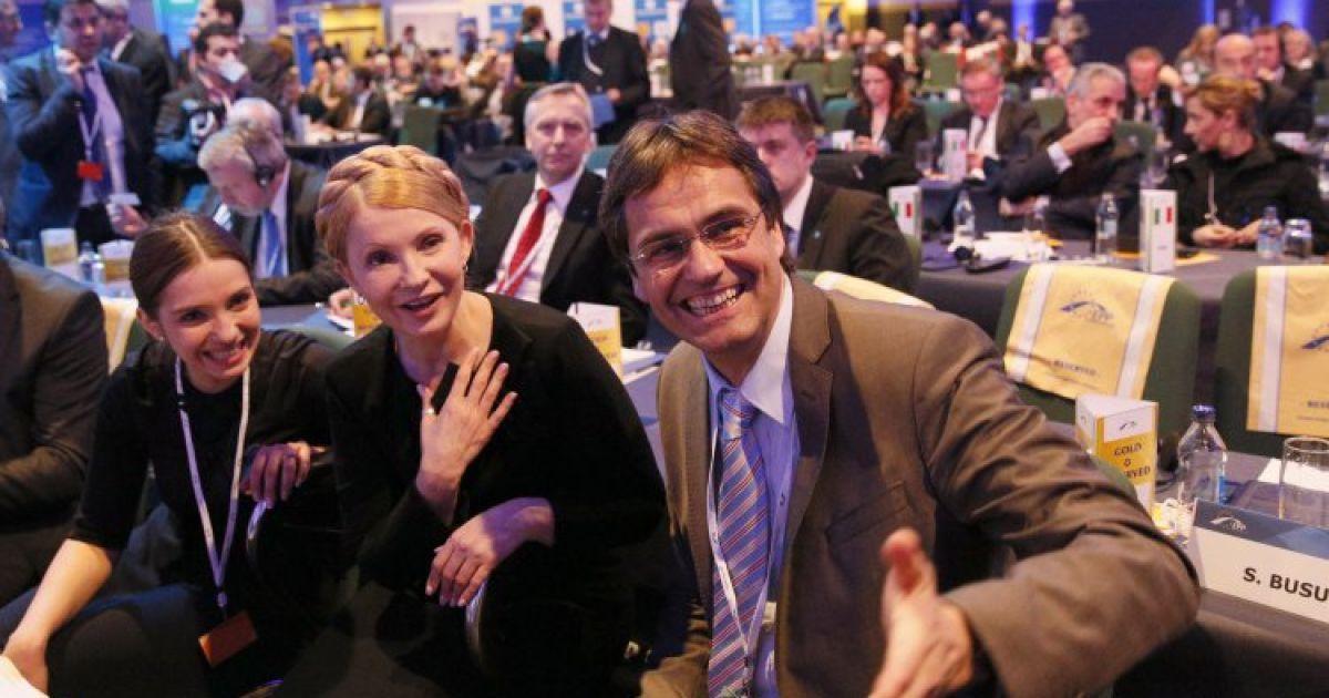Тимошенко посетила Дублин @ УНІАН