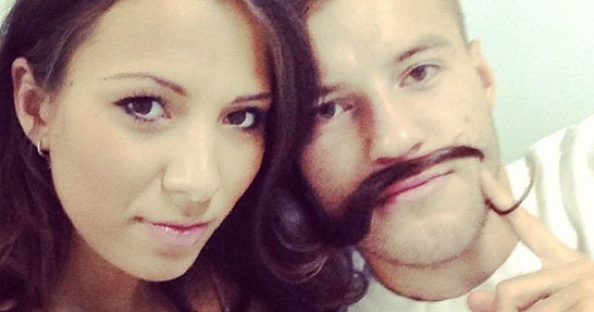 Андрей и Инна Ярмоленко @ instagram.com/yarmolenko10