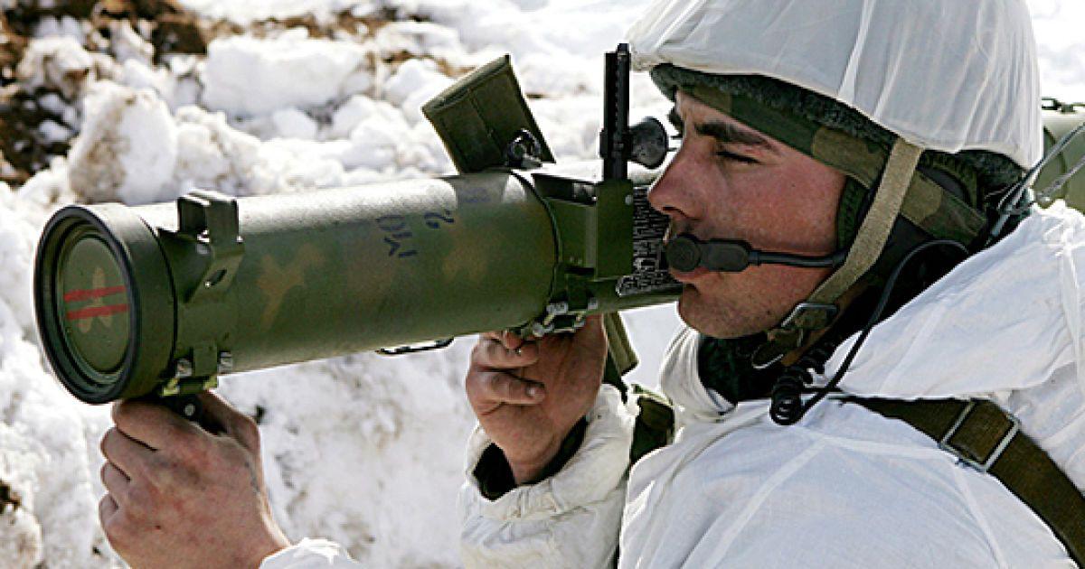 """Силовики хотят применять российские огнеметы """"Шмель"""" для охраны порядка @ function.mil.ru"""