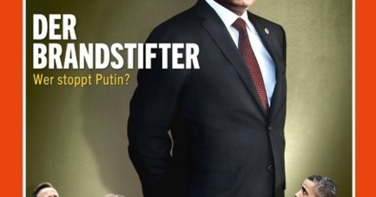 Розпалювач. Хто зупинить Путіна? @ snob.ru