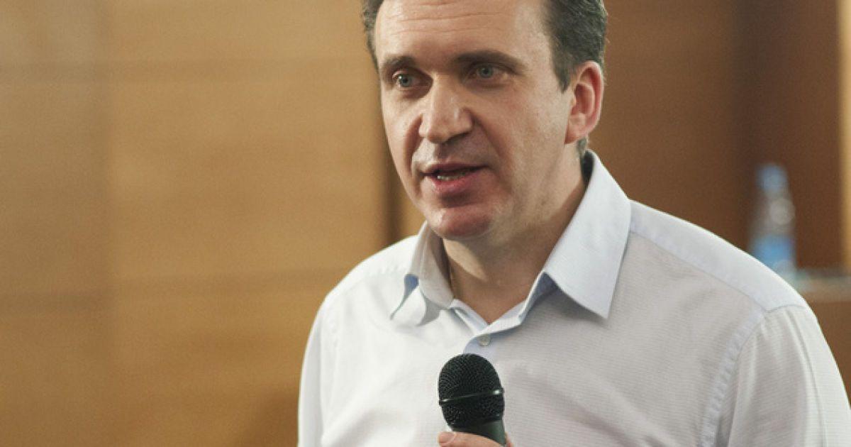 Економіст, засновник Києво-Могилянської бізнес-школи Павло Шеремет - міністр економіки @ Forbes.ua