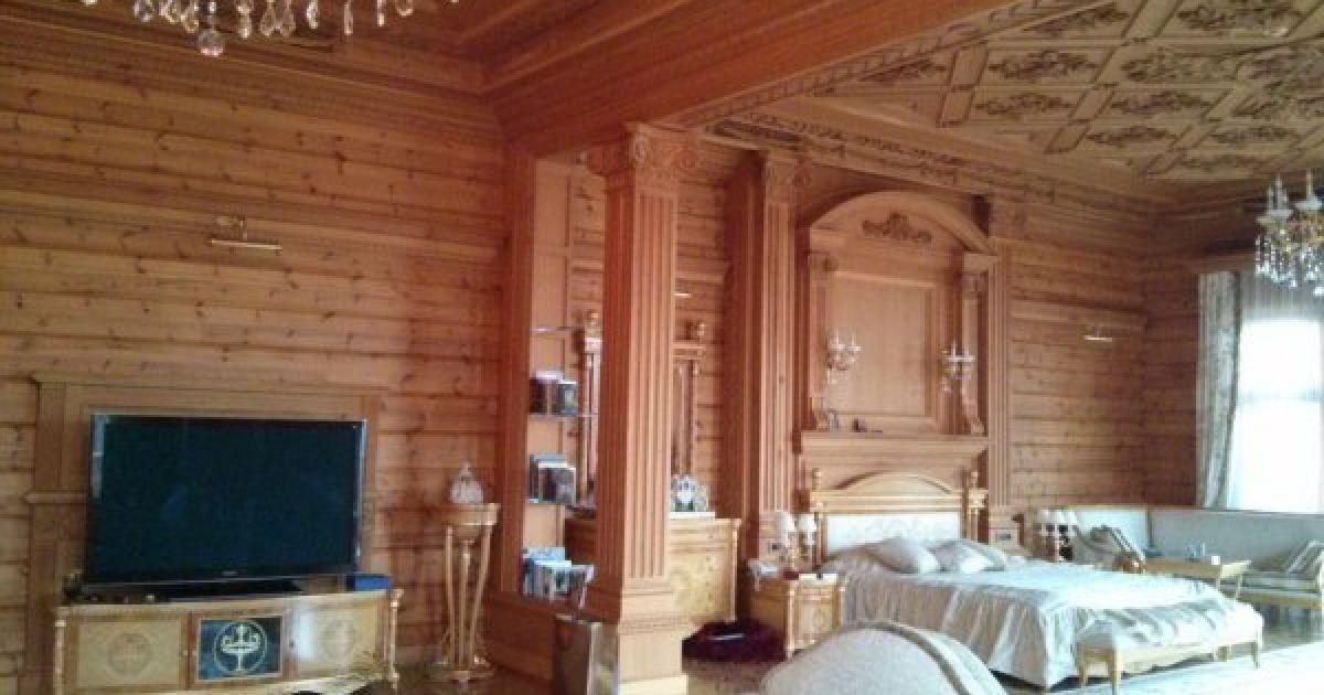 Вітальня-спальня Януковича @ Українська правда