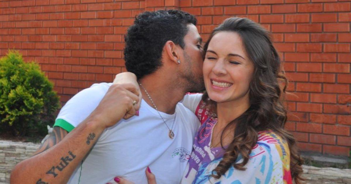 Матеус и Юлия Лейте @ facebook.com/Juliyaleite