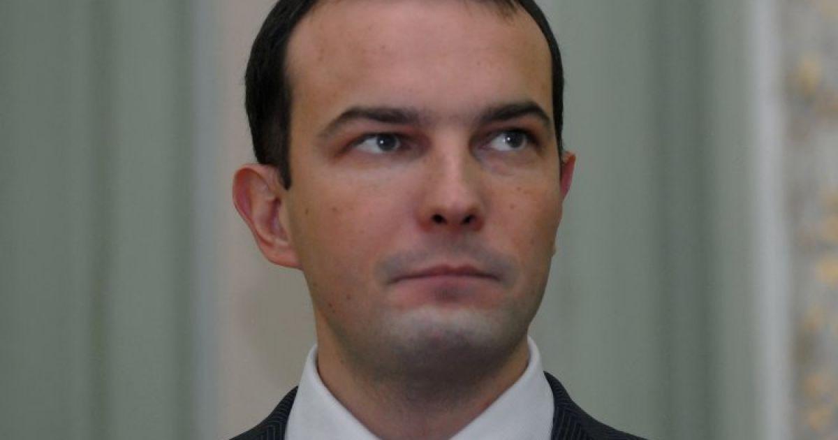 Журналіст, громадський активіст Єгор Соболєв - голова люстраційного комітету @ Униан