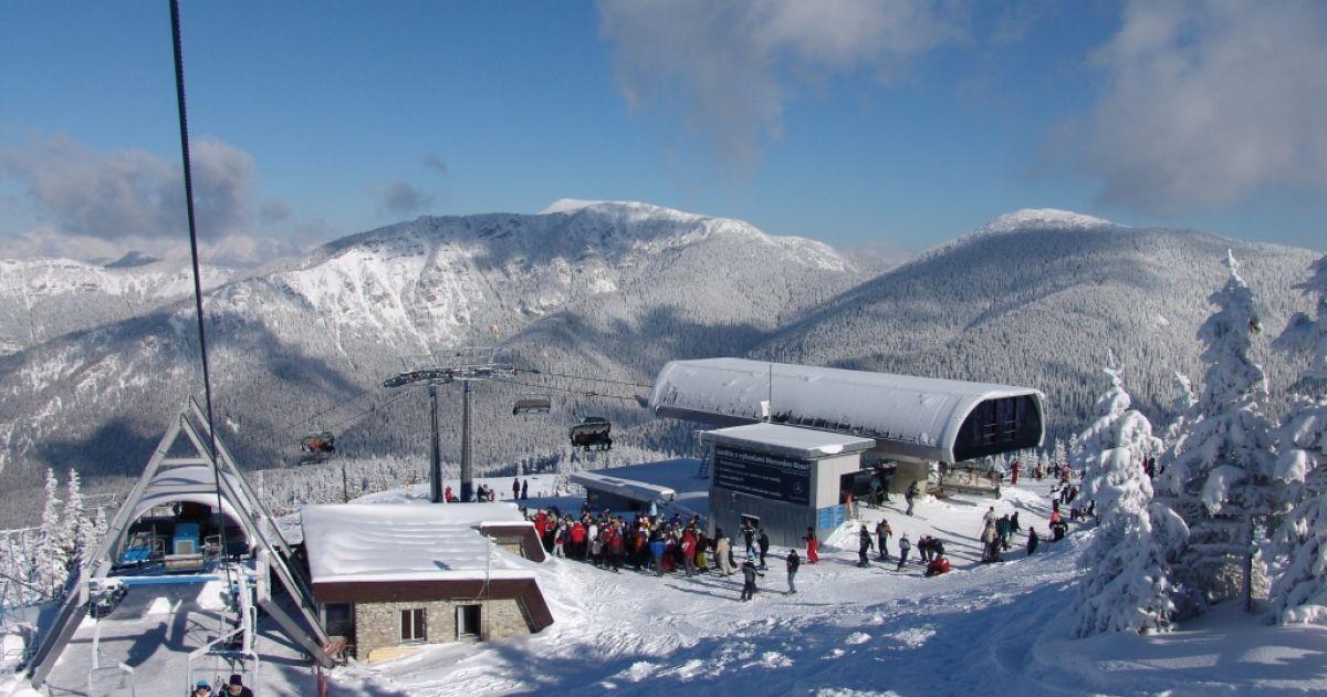 Секс на лыжных курортах