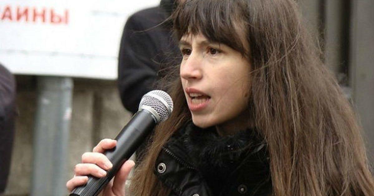 Громадська активістка Тетяна Чорновол - голова Антикорупційного бюро @ LB.ua