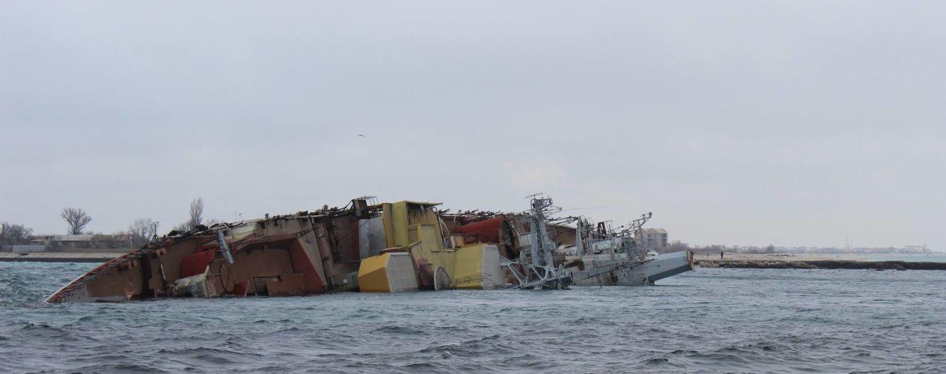 Спасенные с затопленного корабля в Турции моряки возвращаются в Украину