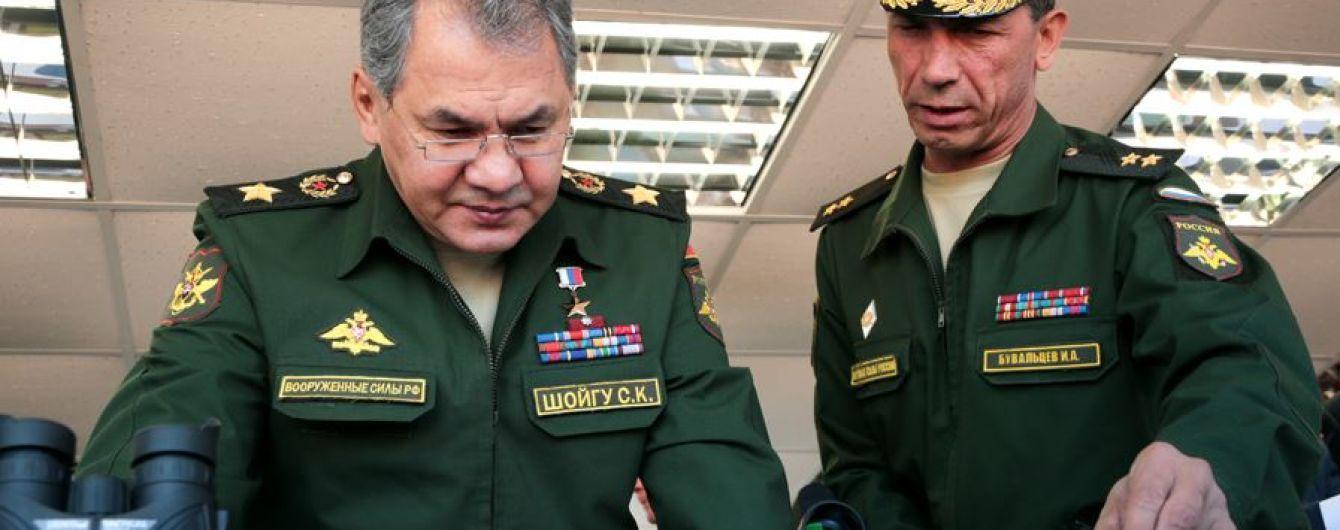 Міністри оборони Росії і США поговорили вперше за останній рік