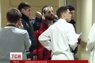 Зниклого активіста Майдану знайшли у лікарні з забоями та поламаним носом