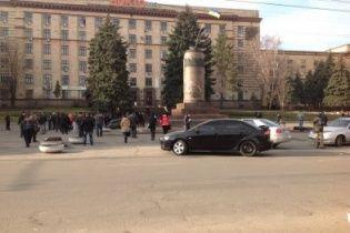 В Днепропетровске появилась площадь Героев Майдана