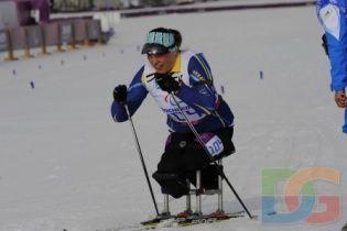 Биатлонистка завоевала 15-ю медаль для Украины на Паралимпиаде в Сочи