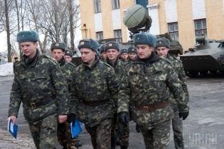 Турчинов підписав указ про оголошення часткової мобілізації в армію