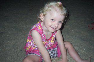 2-летняя Александра нуждается в помощи!