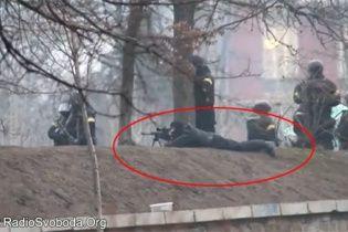 Людей на Майдане расстреливали из британских винтовок, а Асавалюк любил поиграть со смертью
