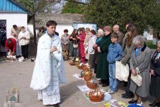 У Севастополі відпустили раніше затриманого священика УГКЦ