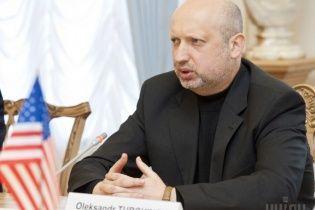 Турчинов призвал РФ прекратить провокации и пиратство