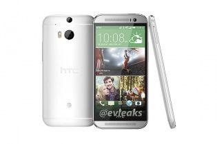 HTC выпустит версию своего флагмана One M8 с двумя SIM-картами