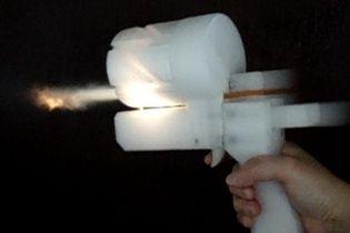 Японец напечатал на 3D-принтере 6-зарядный револьвер из пластика