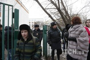 Московский школьник начал стрелять в школе, чтобы расправиться с учителем географии