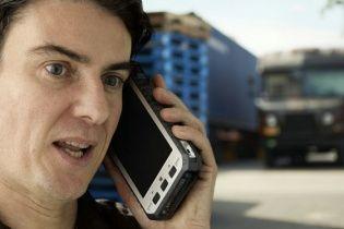 Panasonic випустив брутальний напівкілограмовий смартфон