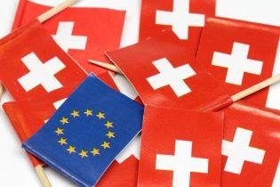 После аннексии Крыма Швейцария остановила создание зоны свободной торговли с ТС