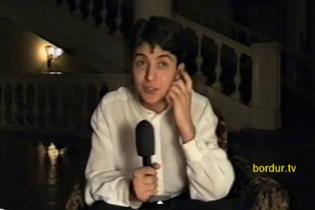 В сети появилось интервью 16-летней давности с молодым Владимиром Зеленским