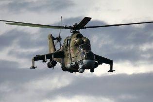 Помічені в Криму бойові вертольоти належать Росії - Держприкордонслужба