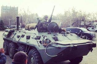 Російські БТР вже в Севастополі, а воєнні кораблі на підході – La Stampa