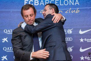 """У """"Барселоні"""" змінився президент через скандальний трансфер Неймара"""