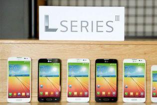 LG продемонструвала нову лінійку бюджетних смартфонів